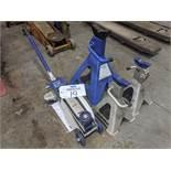 ACDelco Model 34136 2-Ton Hydraulic Floor Jack