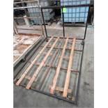 """Metal Frame Cart 53"""" x 72"""""""