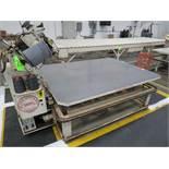 Atlanta Attachment Company 300 UX5 Tape Edge / AAC 300 UX5/W Table, 220V