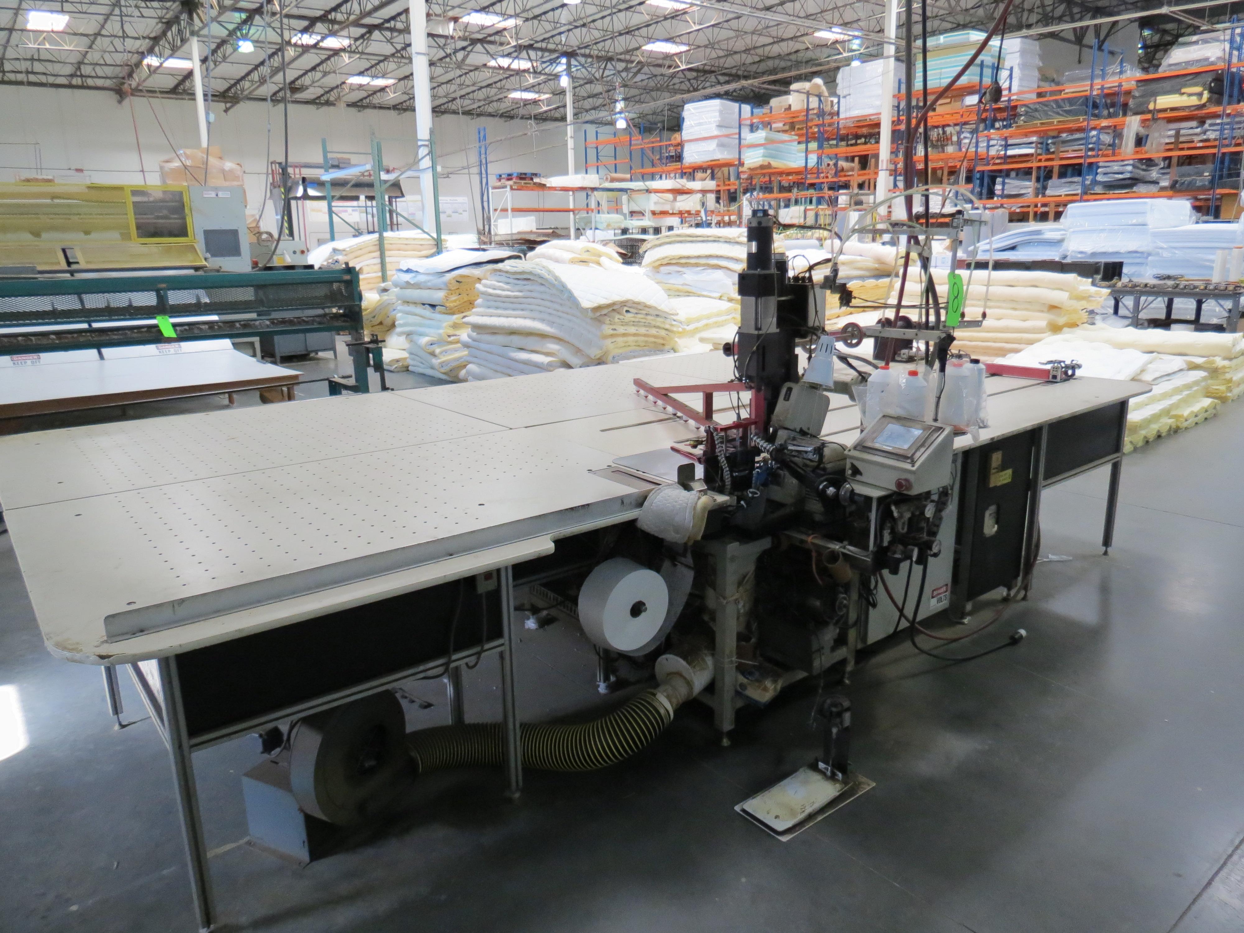 Porter International ATA 4000Panel Flange Master, 220V, SN:S2716