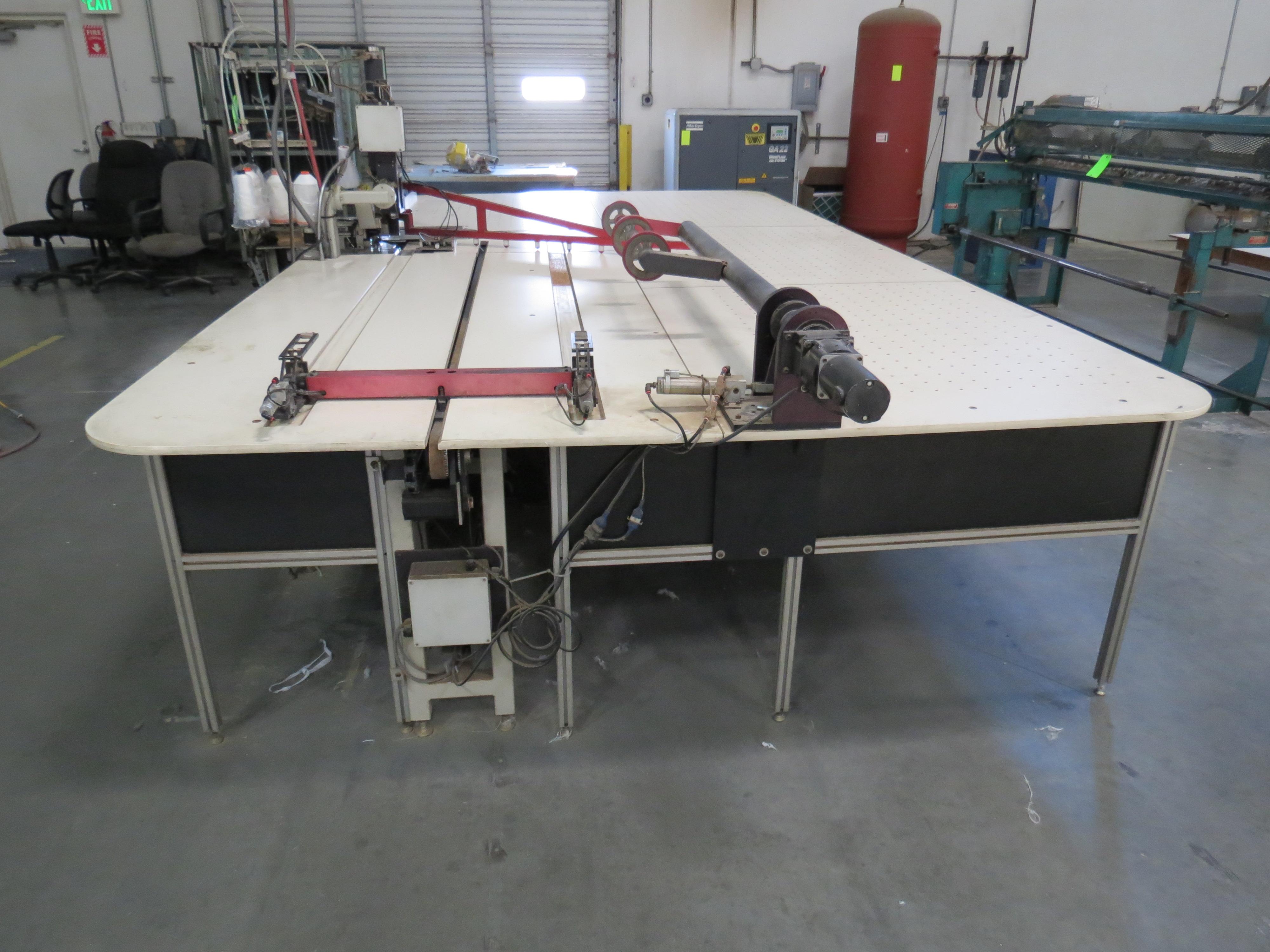 Porter International ATA 4000Panel Flange Master, 220V, SN:S2716 - Image 3 of 3