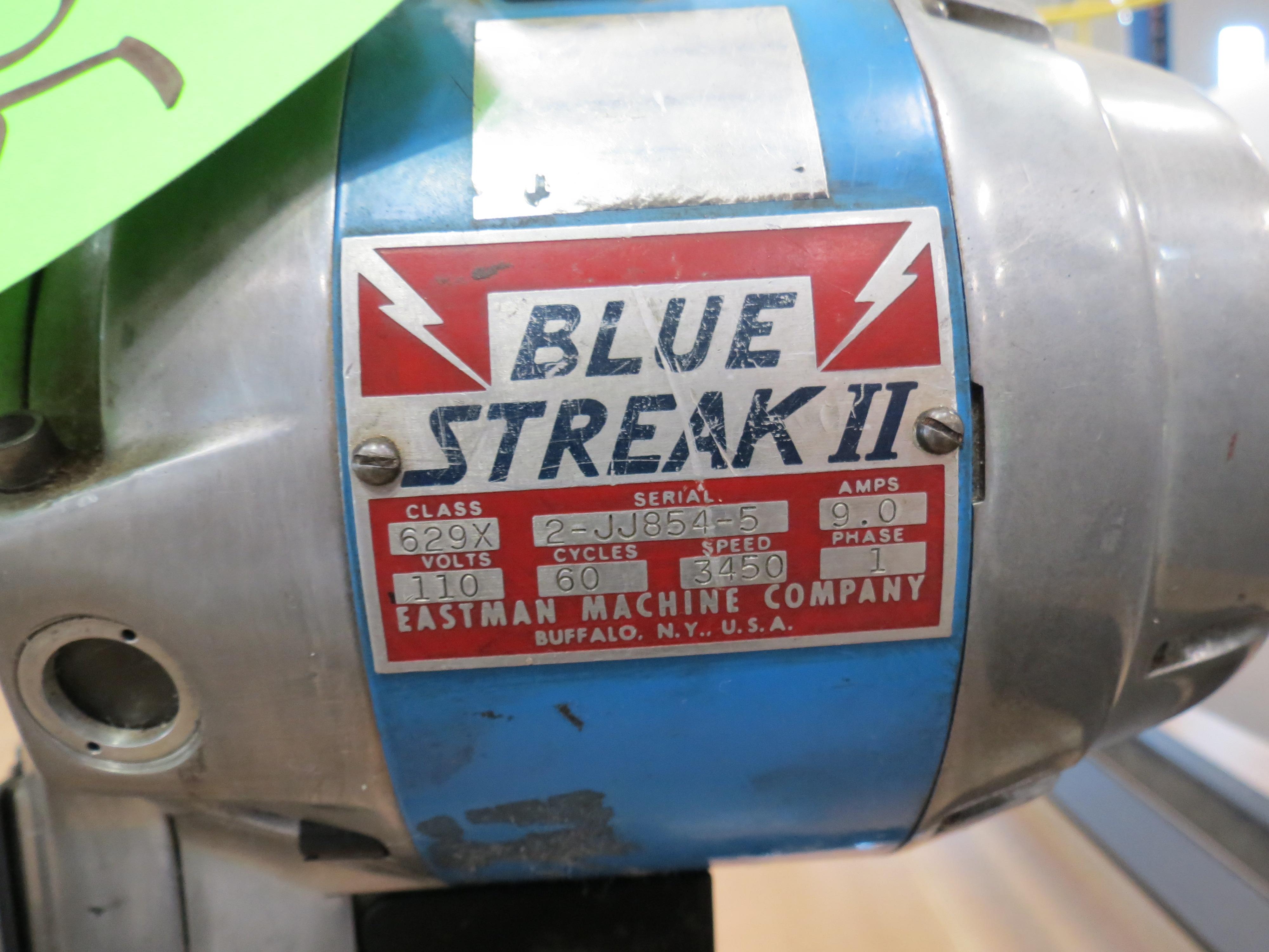 Eastman Blue Streak II 629X Hand Cutter Machine, 110V, SN:2-JJ854-5 - Image 2 of 2