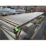 SYD-REN Conveyor Manual Feed Approximate Feet 7' X 30'
