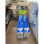 Lot 4-Airtac Standard Cylinders & Misc. Motor