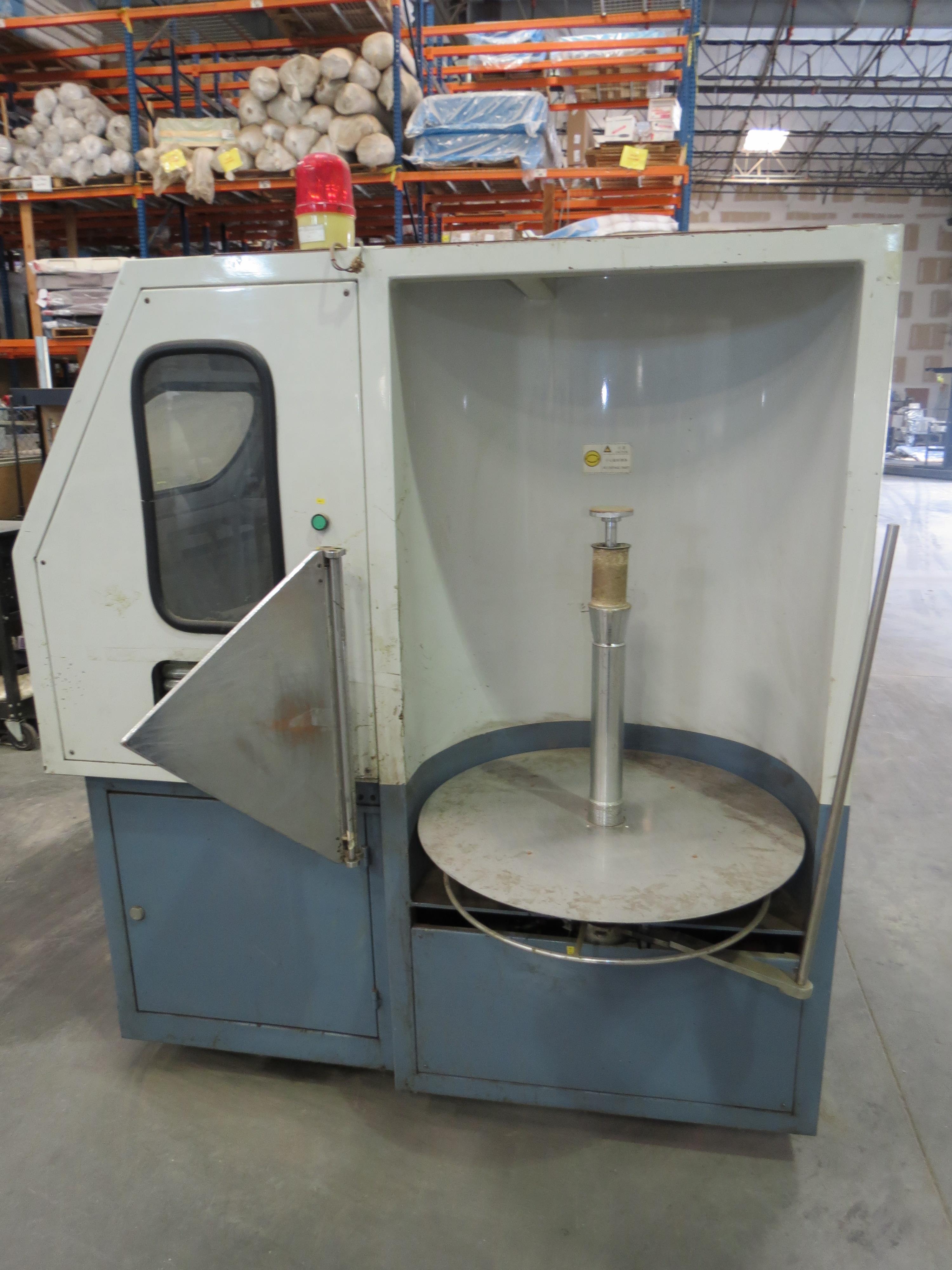 Foshan Yuatian Mattress Machine DZ-6AAutomatic Pocket Spring Machine, 220V, SN:0905005022 - Image 2 of 5