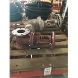 "LOT - (2) ASSORTED GATE VALVES: (1) 6"" AND (1) 4"""