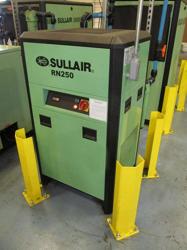 Lot 11 - SULLAIR RN-250 Refrigerated Air Dryer