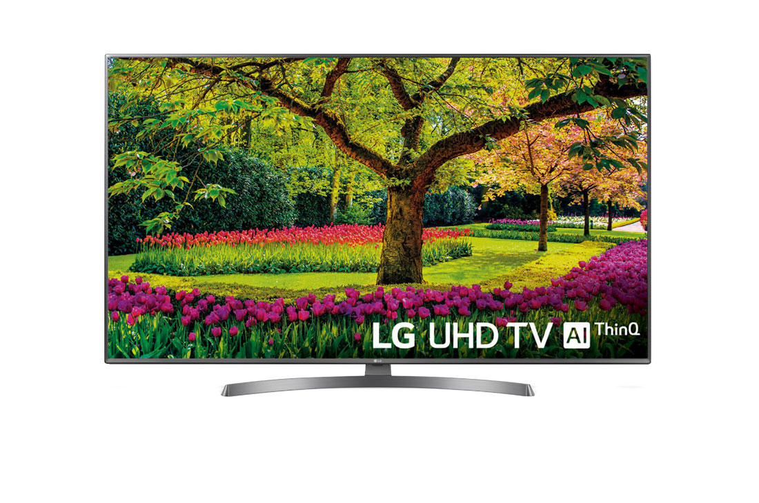 Lot 30009 - V Grade A LG 50 Inch ACTIVE HDR 4K ULTRA HD LED SMART TV WITH FREEVIEW HD & WEBOS 4.0 & WIFI - AI TV