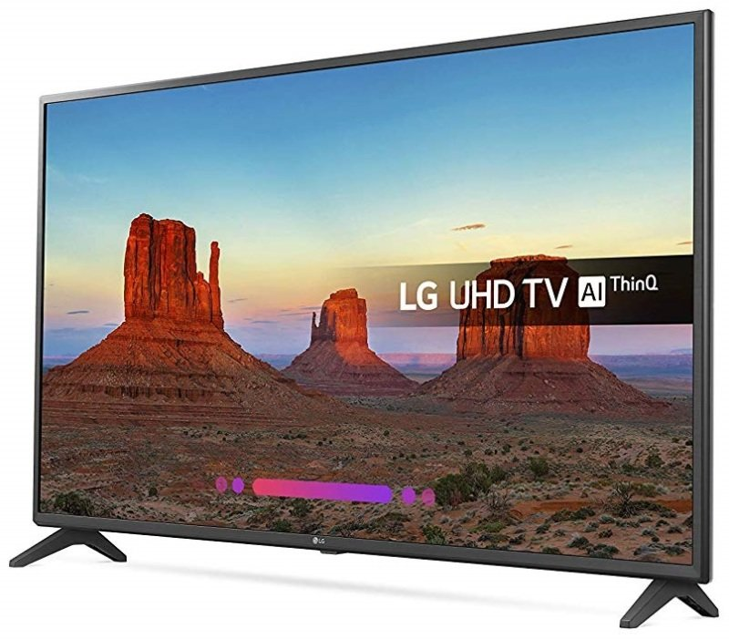 Lot 30012 - V Grade A LG 49 Inch ACTIVE HDR 4K ULTRA HD LED SMART TV WITH FREEVIEW HD & WEBOS 4.0 & WIFI - AI