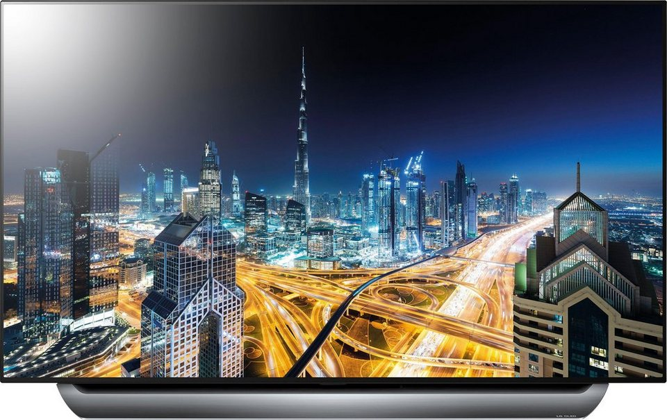 Lot 30047 - V Grade A LG 55 Inch FLAT OLED ACTIVE HDR 4K UHD SMART TV WITH FREEVIEW HD & WEBOS 4.0 & WIFI - AI