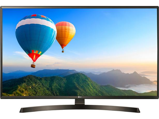 Lot 30033 - V Grade A LG 49 Inch ACTIVE HDR 4K ULTRA HD LED SMART TV WITH FREEVIEW HD & WEBOS 4.0 & WIFI - AI