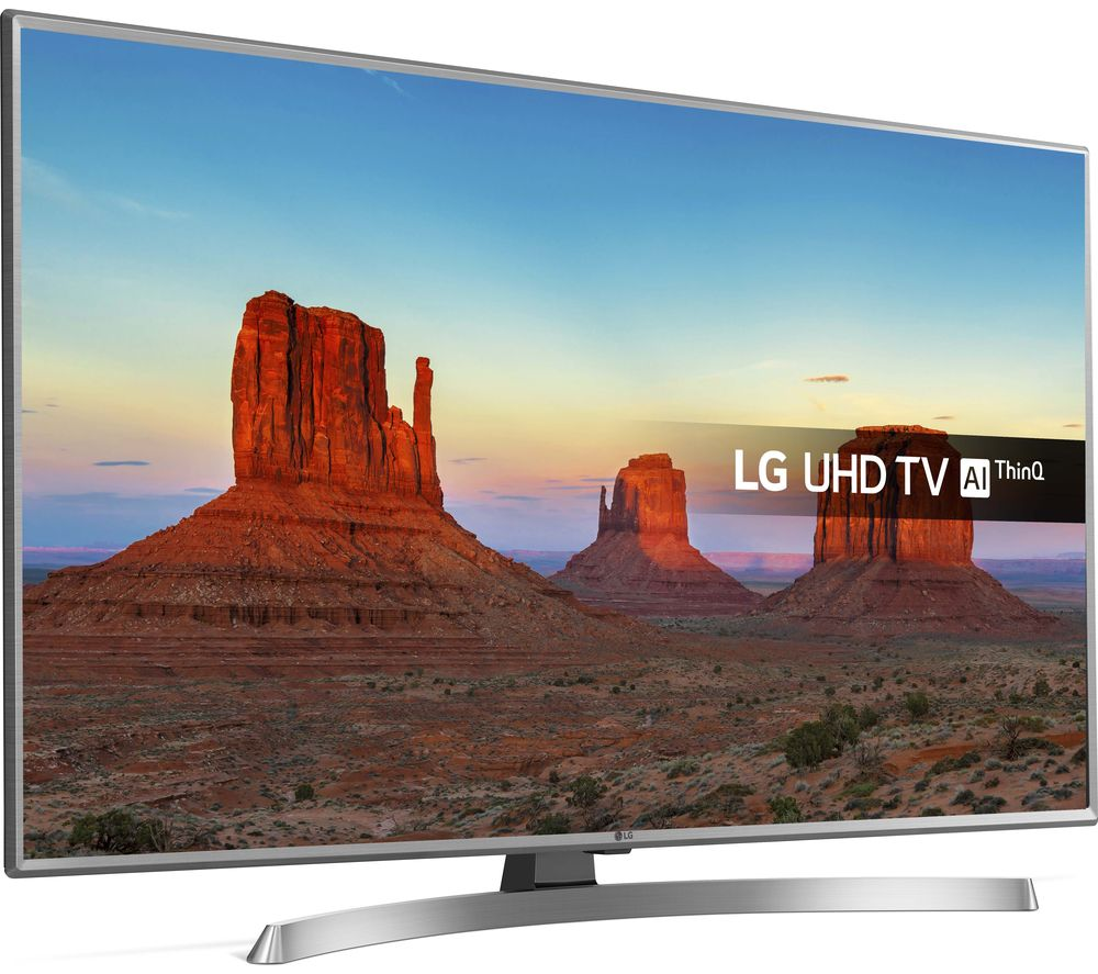 Lot 30051 - V Grade A LG 50 Inch ACTIVE HDR 4K ULTRA HD LED SMART TV WITH FREEVIEW HD & WEBOS 4.0 & WIFI - AI TV