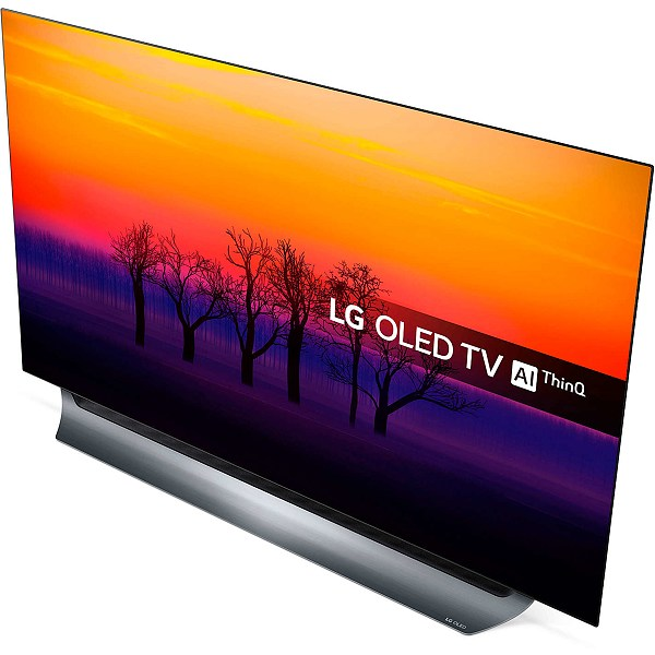 Lot 30040 - V Grade A LG 55 Inch FLAT OLED ACTIVE HDR 4K UHD SMART TV WITH FREEVIEW HD & WEBOS 4.0 & WIFI - AI
