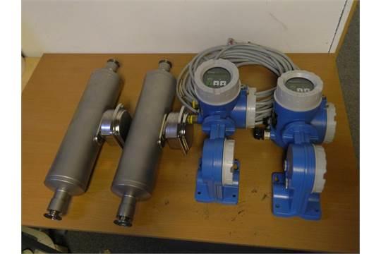 endress hauser 63it25 fth40c10b2a promass 63 flow meter 1 tri rh i bidder com Promass Supplement Endress Hauser Promass
