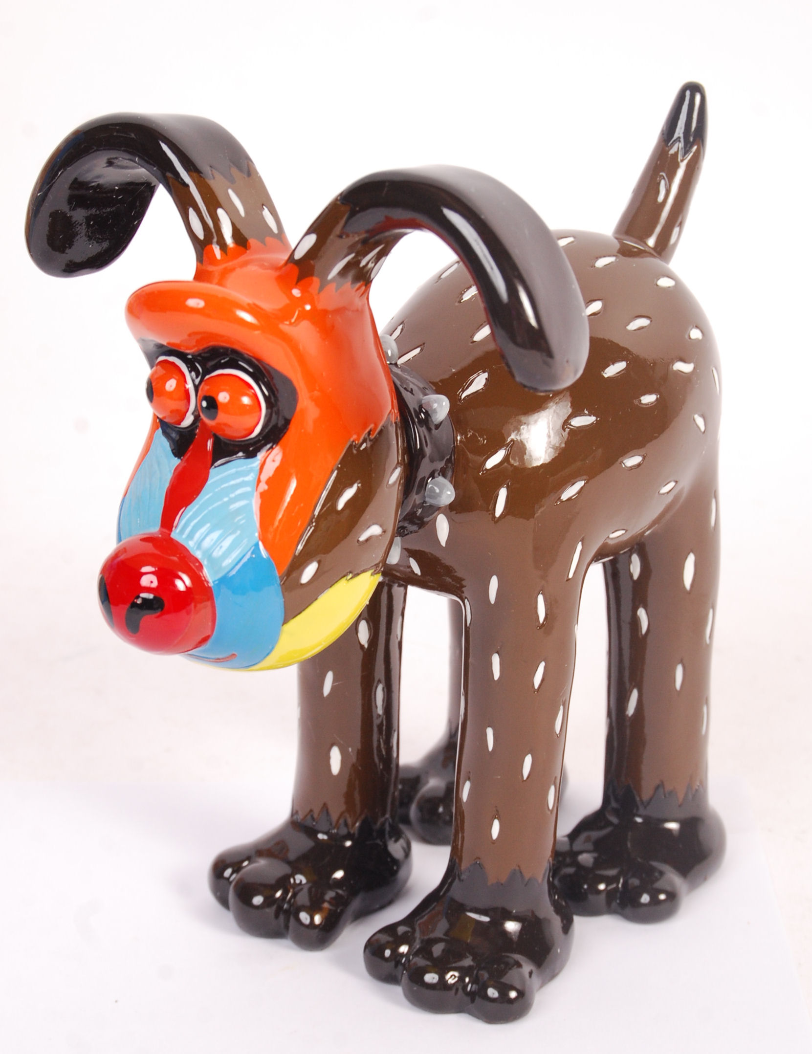 GROMIT UNLEASHED COLLECTABLE FIGURINE ' MANDRILLE' - Image 2 of 5