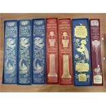 Folio Society: three copies of Grimm's Fairytales illustrated by Arthur Rackham, two copies of