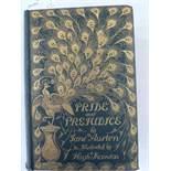 "Thomson, Hugh (ills) Austen, Jane ""Pride and Prejudice"", George Allen, n.d. Chiswick Press,"