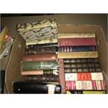 Boxed Lot of Churchill Related Books