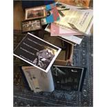 Box Lot of Various Churchill Memorabilia