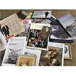 An Assortment of Winston Churchill Related magazines/books etc...