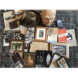 A collection of Churchill Memorabilia - ex BP Museum