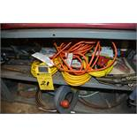 LOT - ELECTRICAL EXTEN. & BOOSTER CABLES