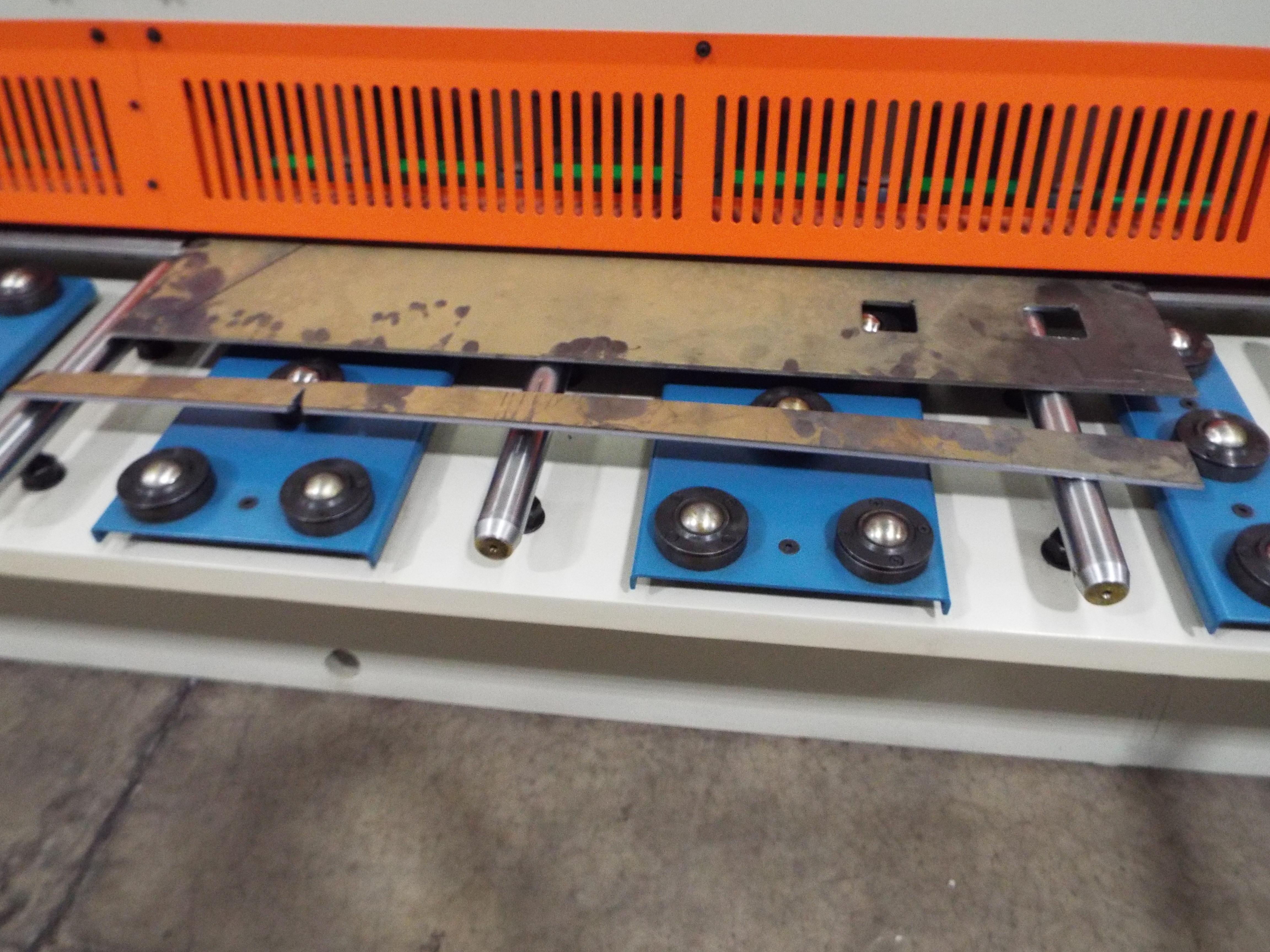 Lot 4 - Baileigh Hydraulic Shear - Type SH-120500HD