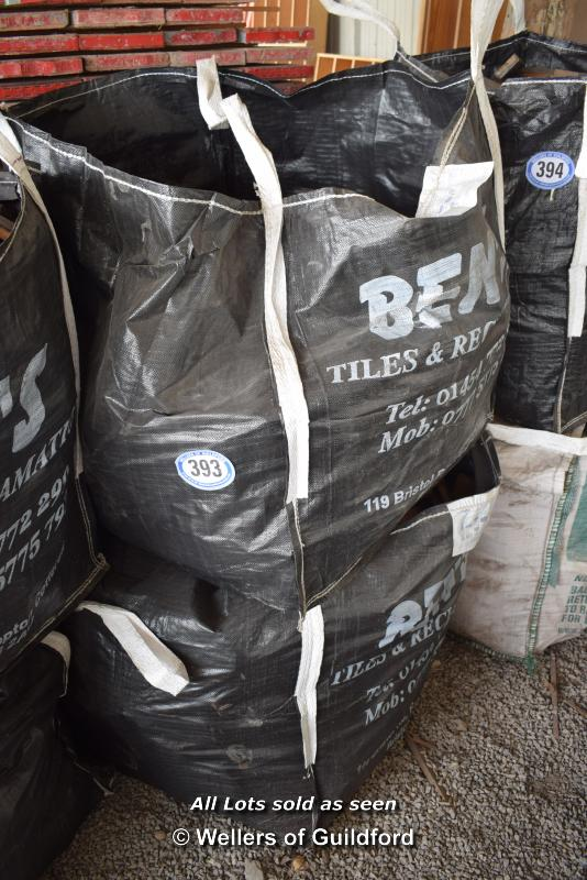 Lot 393 - *TWO BAGS OF MIXED PARQUET FLOORING (NEEDS PREPARATION)