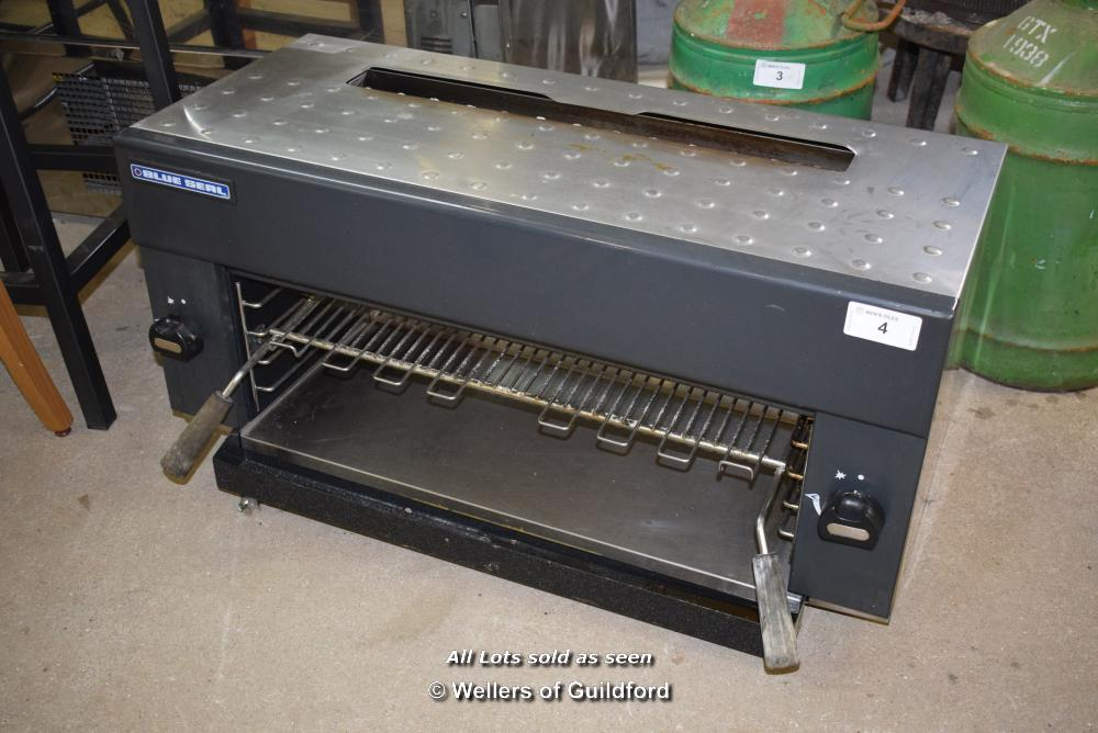 Lot 4 - *BLUE SEAL INDUSTRIAL GRILL