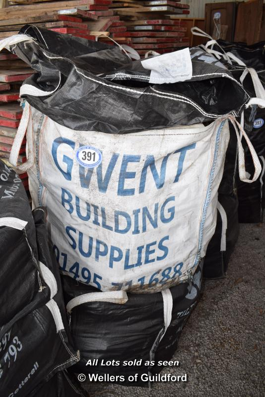 Lot 391 - *TWO BAGS OF MIXED PARQUET FLOORING (NEEDS PREPARATION)