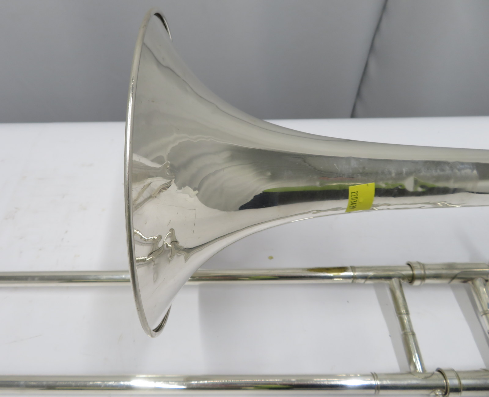 Rath R3 trombone with case. Serial number: R3043. - Image 8 of 14