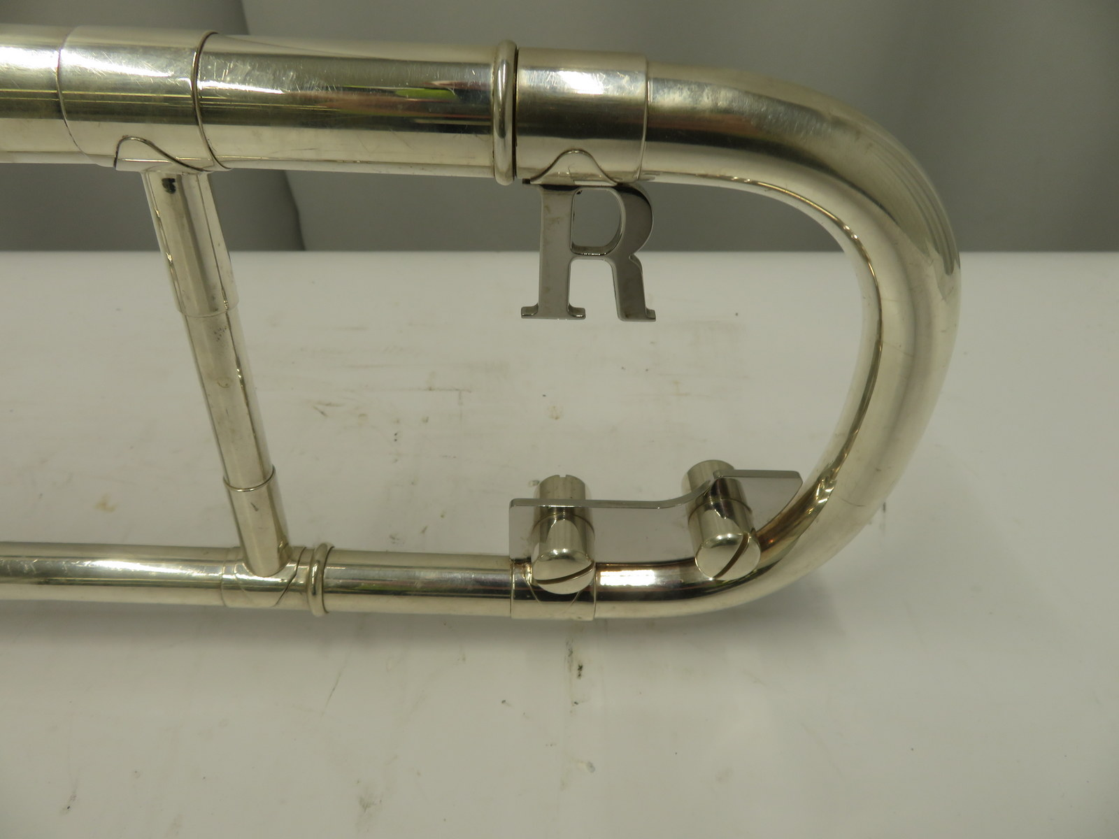 Rath R3 trombone with case. Serial number: R3043. - Image 5 of 14