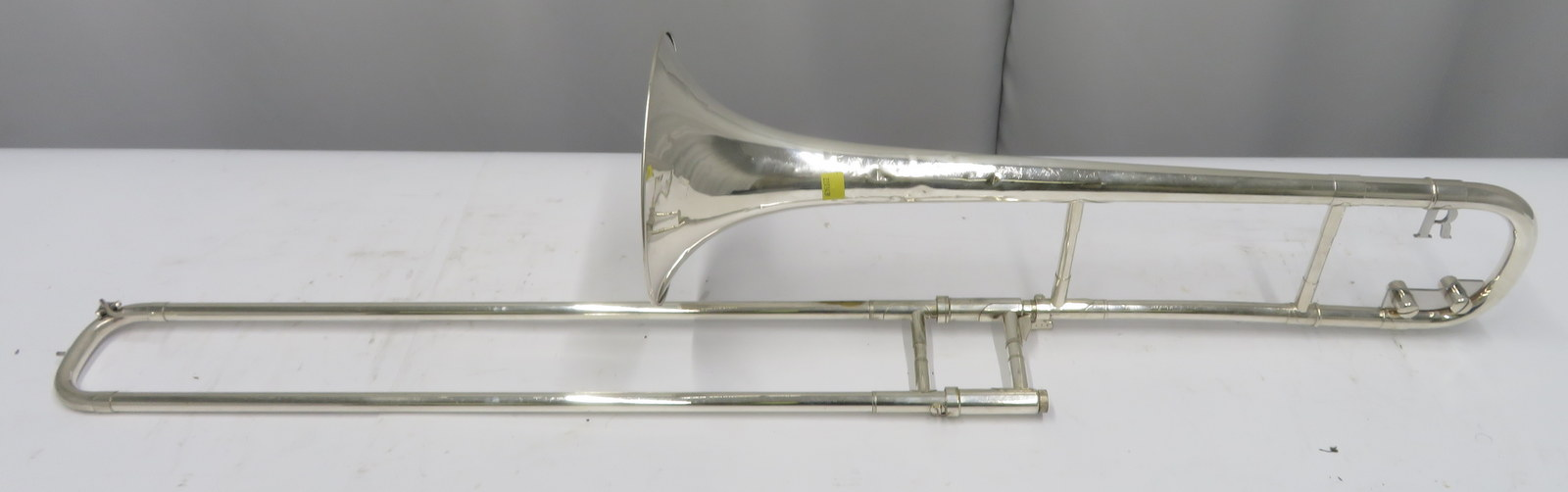 Rath R3 trombone with case. Serial number: R3043. - Image 3 of 14
