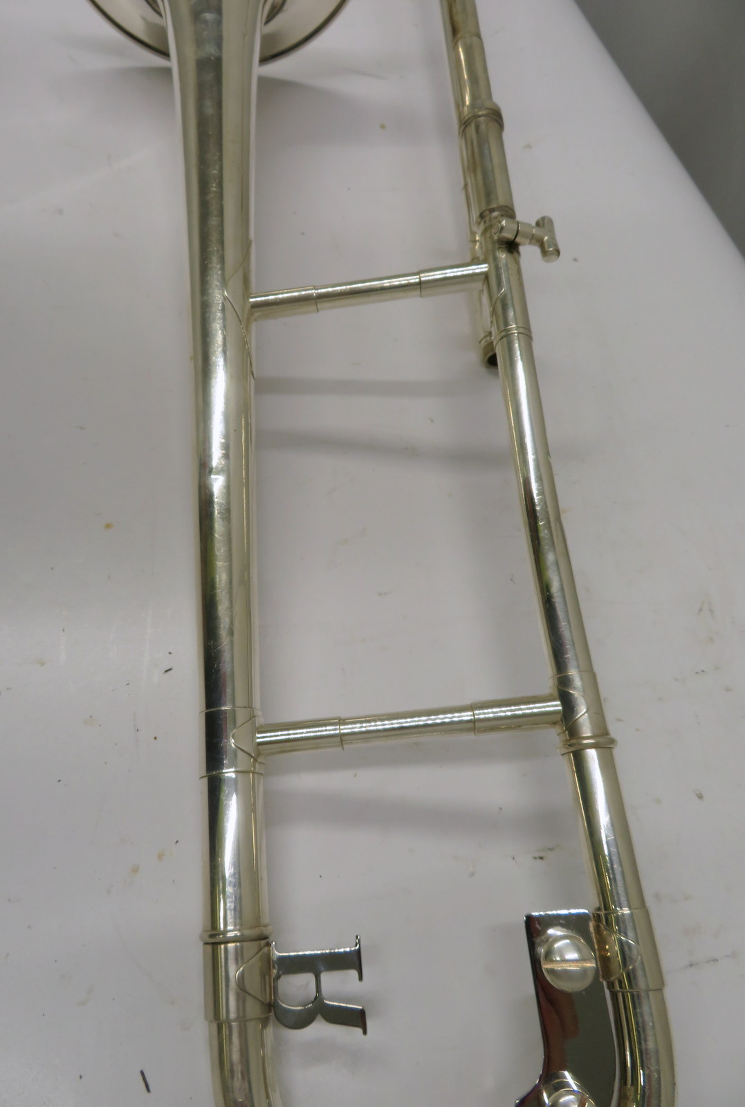 Rath R3 trombone with case. Serial number: R3043. - Image 13 of 14