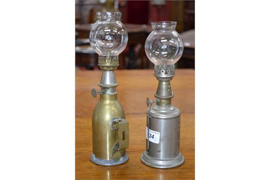 dating vintage lamper