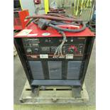 Lincoln Electric CV-900 welder, s/n U1070812292, c/w ground cable