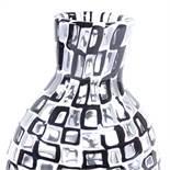 TOBIA SCARPA FOR VENINI - a Mid-Century Venetian Murano Occhi vase, circa 1959-1960, made with