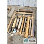 GRINDING ARBORS - $20.00 Rigging Fee Due to Onsite Rigger - Located in Bryan, Ohio