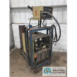 300 AMP HOBART RC-301 MIG WELDER & WIRE FEED - $20.00 Rigging Fee Due to Onsite Rigger - Located