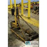 BARREL LIFT FORKLIFT ATTACHMENT - $10.00 Rigging Fee Due to Onsite Rigger - Located in Bryan, Ohio