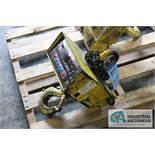 10,000 LB. ALLEGANY TECHNOLOGY MODEL CN-10K DIGITAL CRANE SCALE - $10.00 Rigging Fee Due to Onsite
