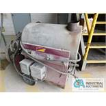 ZEALCO MODEL 4020 HOT WATER PRESSURE WASHER - $10.00 Rigging Fee Due to Onsite Rigger - Located in