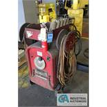 LINCOLN MODEL IDEALARC 250 WELDER - $20.00 Rigging Fee Due to Onsite Rigger - Located in Bryan,