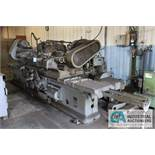 """20"""" X 72"""" NORTON CYLINDRICAL GRINDER W/ CROWNING; 30"""" X 2.5"""" WHEEL, UPDATED 20 HP VARIABLE SPEED"""