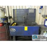 ZEP BRUTE PARTS WASHER - $20.00 Rigging Fee Due to Onsite Rigger - Located in Toledo, Ohio