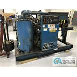 100 HP QUINCY MODEL QSI500-ANA31ED ROTARY SCREW AIR COMPRESSOR - $50.00 Rigging Fee Due to Onsite