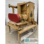 40 HP HI-VAC MODEL HV-240 INDUSTRIAL VACUUM SYSTEM (NEW 1995) - $100.00 Rigging Fee Due to Onsite