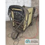 250 AMP HOBART TIGWAVE 250 AC/DC TIG WELDER - $20.00 Rigging Fee Due to Onsite Rigger - Located in