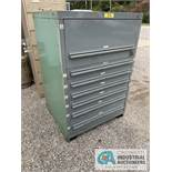 "44"" SEVEN-DRAWER VIDMAR CABINET - $10.00 Rigging Fee Due to Onsite Rigger - Located in Holland,"