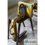 """8,000 LB. BRADLEY COIL LIFT C HOOK; 15"""" PICK TONGUE, 20"""" HEIGHT INSIDE C - $20.00 Rigging Fee Due to"""